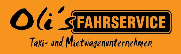 Oli´s Fahrservice Taxi- und Mietwagenunternehmen Logo